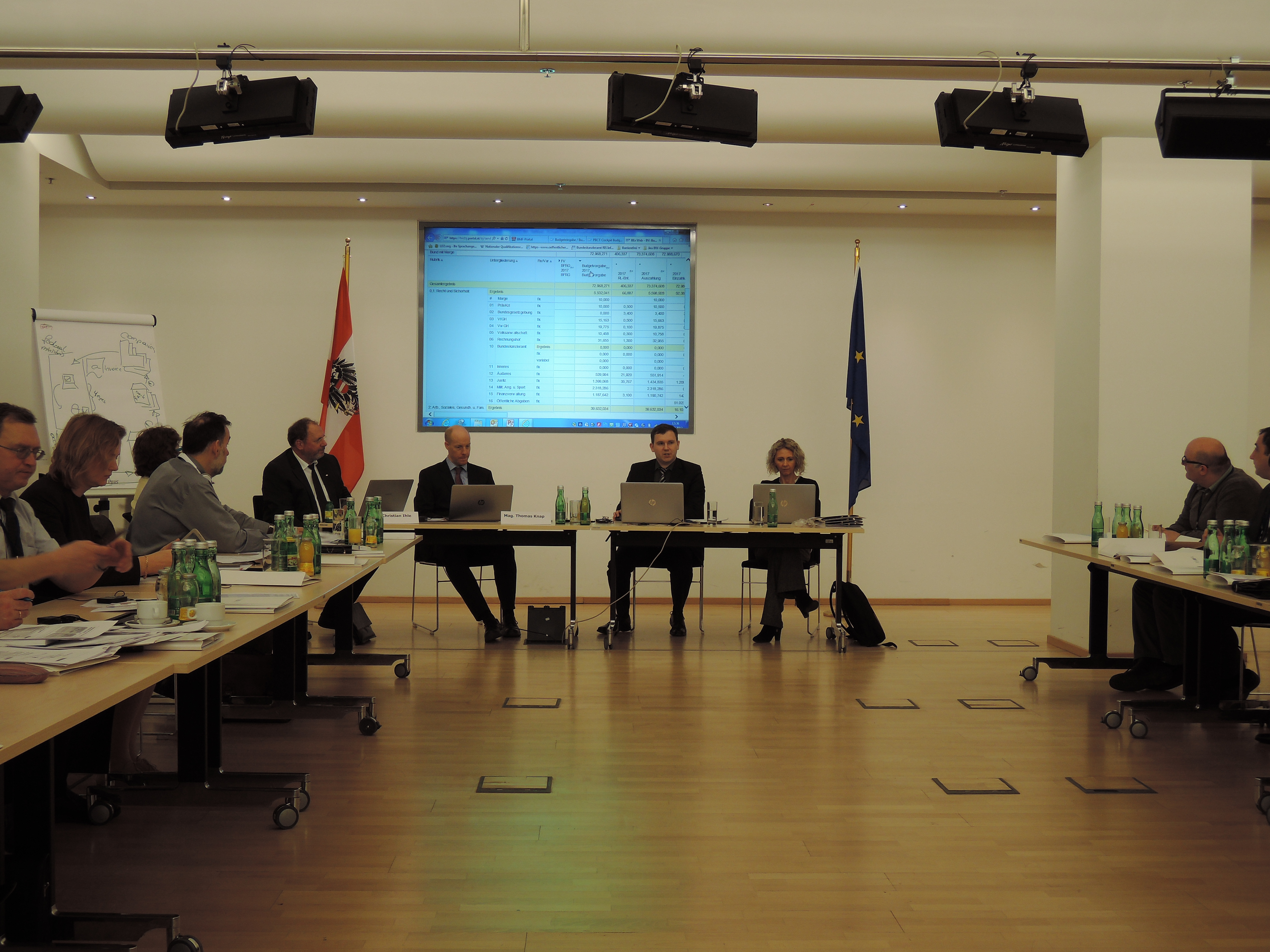 Technology Management Image: TCOP Study Visit Of The Thematic Group On Use Of